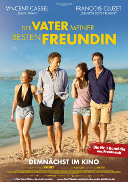 The father of my best friend - trailer for French summer comedy