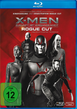 X-Men: Future is Past (Rouge Cut) - Blu-ray