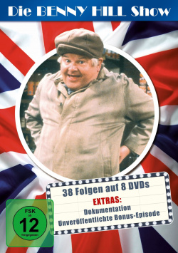 The Benny Hill Show - DVD