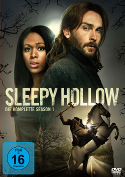 Sleepy Hollow - Season 1 - DVD