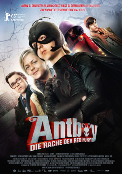 Antboy - The Revenge of Red Fury