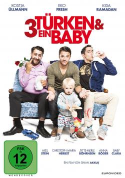 3 Turks & a Baby - DVD