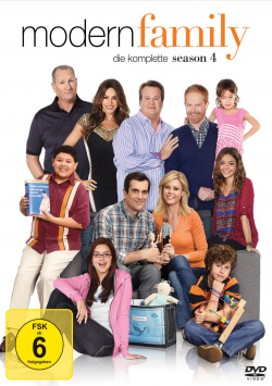 Modern Family - Season 4 - DVD