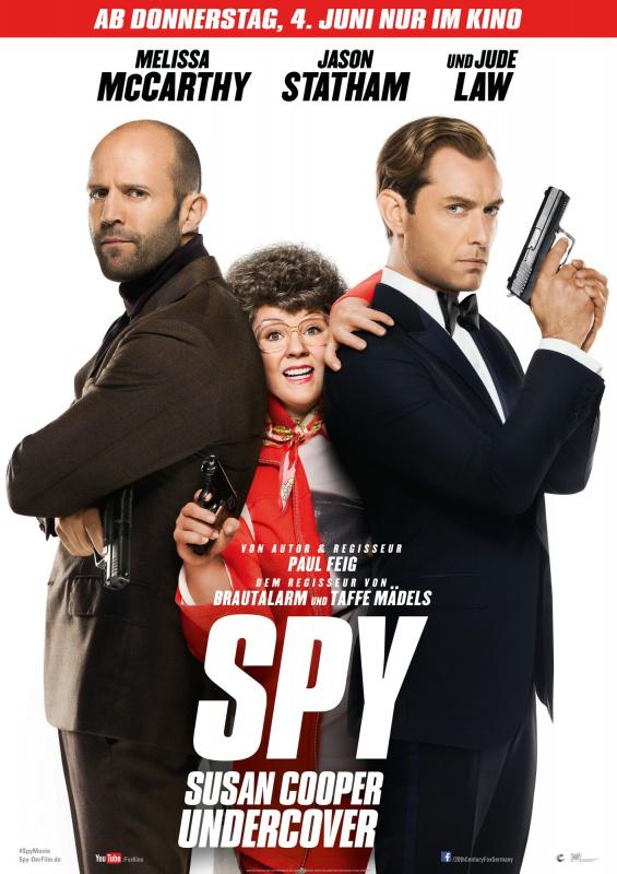 Spy Susan Cooper Kinox.To