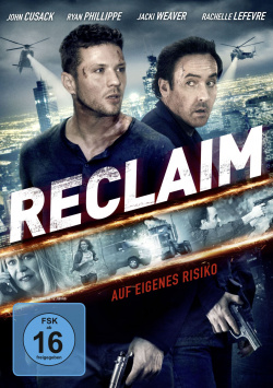 Reclaim - At your own risk - DVD