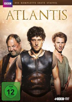 Atlantis - The Complete First Season - DVD