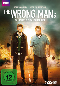 The Wrong Mans - Wrong Time, Wrong Place - DVD