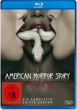 American Horror Story - Coven - Blu-ray