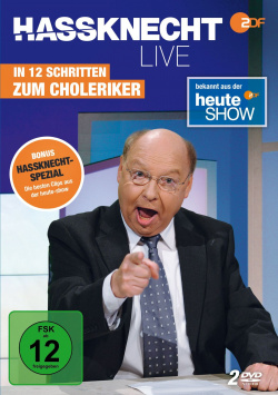 Hassknecht Live - In 12 Steps to Choleric - DVD