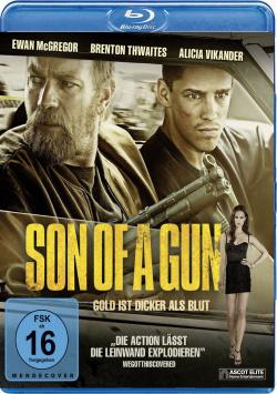 Son of a Gun - Blu-ray