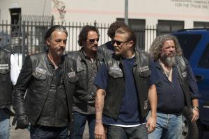 Sons of Anarchy Season 5 - Blu-ray