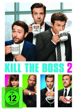 Kill the Boss 2 - DVD