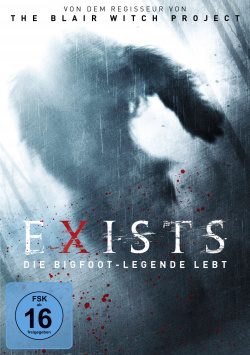 Exists: The Bigfoot Legend Lives! - DVD