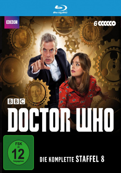 Doctor Who - The complete 8th season - Blu-ray