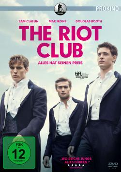 The Riot Club - DVD