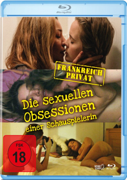 France Private - The sexual obsessions of an actress - Blu-ray