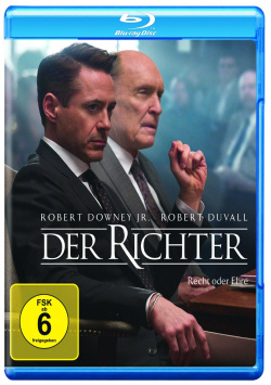 The Judge - Law or Honor - Blu-ray