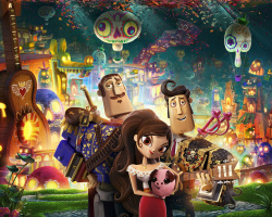 Manolo and the Book of Life