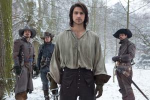 The Musketeers - Season 1 - DVD
