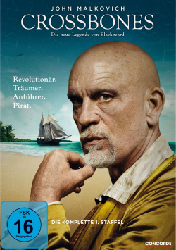 Crossbones - The Complete First Season - DVD