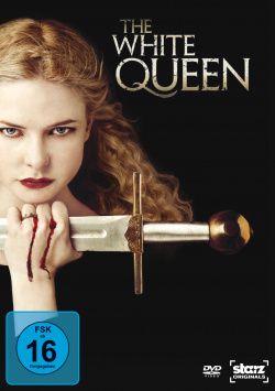 The White Queen - DVD