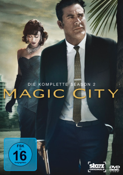 Magic City Season 2 - DVD