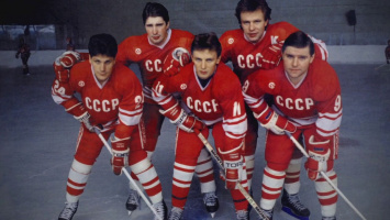 Red Army - Legends on the Ice