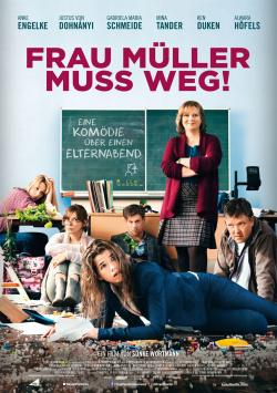 Frau Müller must leave