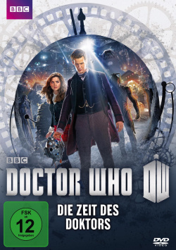 Doctor Who - The doctor's time - DVD