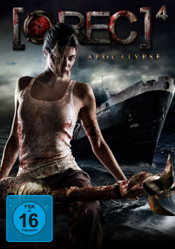 Rec4 - Apocalypse - DVD