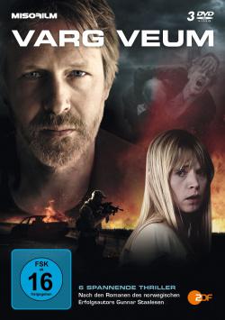 Varg Veum - DVD
