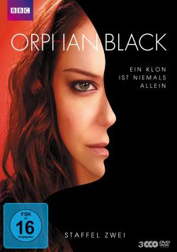 Orphan Black - Season 2 - DVD