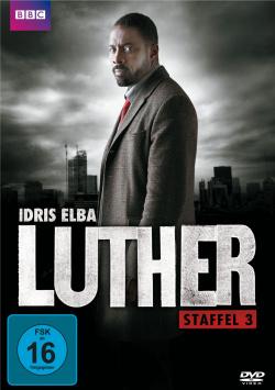 Luther - Season 3 - DVD