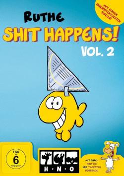 Ruthe - Shit Happens! Vol. 2 - DVD