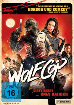Wolfcop - Blu-ray