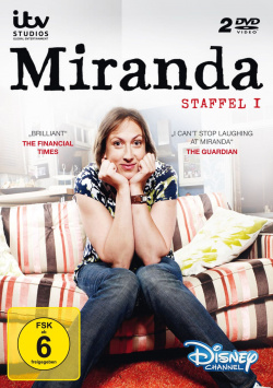Miranda - Season 1 - DVD