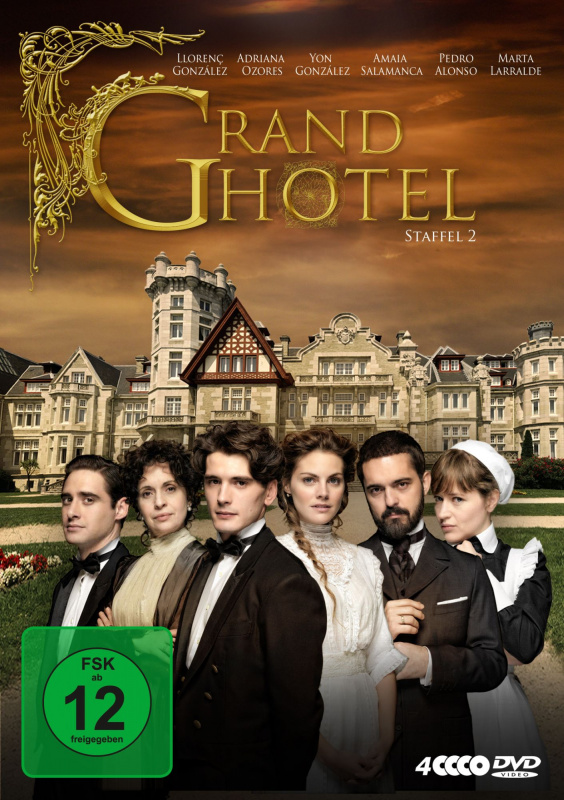 Grand Hotel The Complete Second Season Dvd Spanien 2012 Frankfurt Tipp