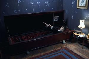 5 Room Kitchen Coffin