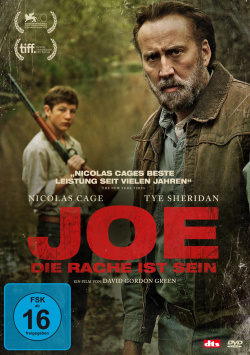 Joe - The revenge is his - DVD