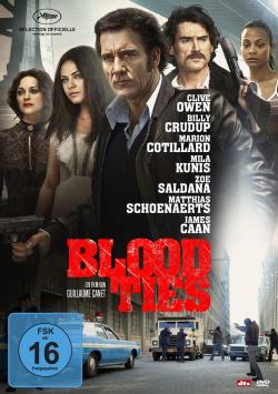Blood Ties - DVD