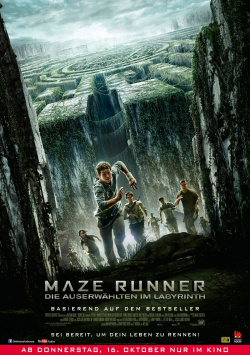 Maze Runner - The Chosen in the Labyrinth