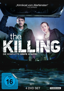 The Killing - The Complete First Season - DVD