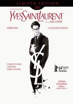 Yves Saint Laurent - Blu-ray