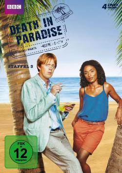 Death in Paradise Season 3 - DVD