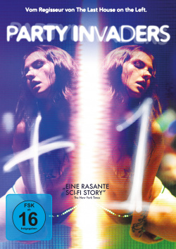 Party Invaders - DVD