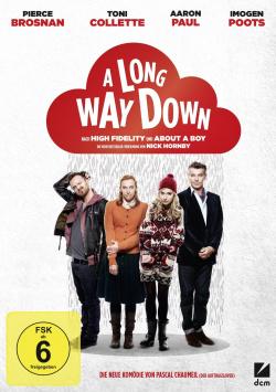A Long Way Down - DVD