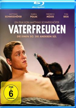 Vaterfreuden - Blu-ray