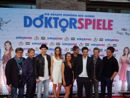 DOKTORSPIELE premiere in Frankfurt