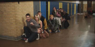 School of the Living Dead - DVD