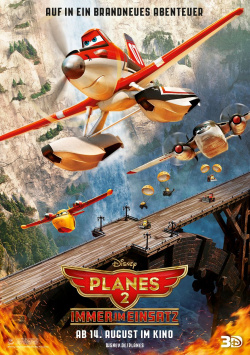 Planes 2 - Always in use